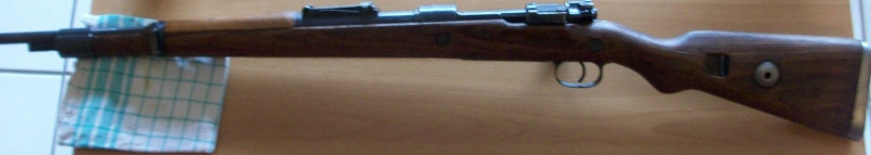 Mauser 98 k yougo 100_2821