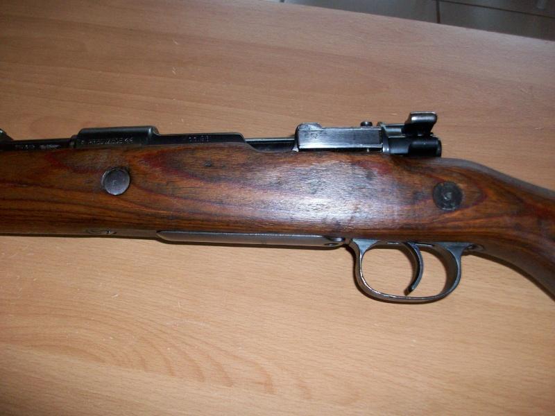 Mauser 98 k yougo 100_2822