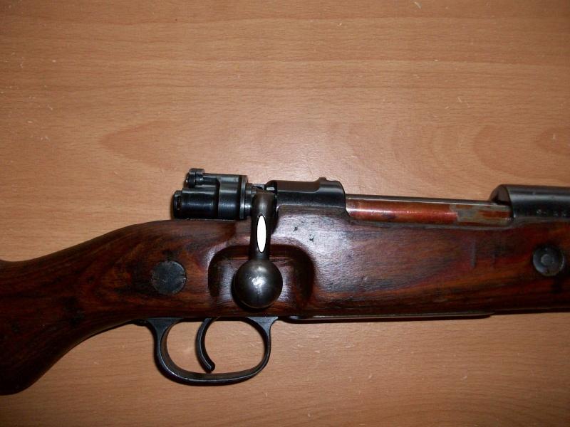 Mauser 98 k yougo 100_2828