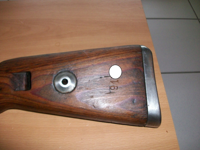 Mauser 98 k yougo 100_2829