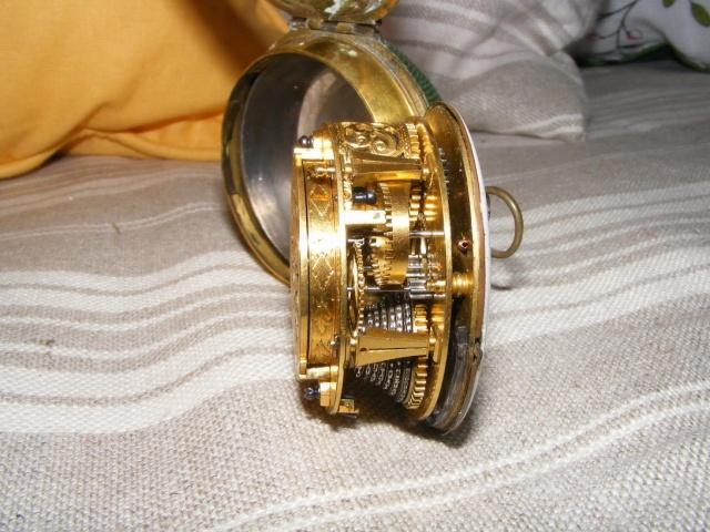 Vieille montre à chaine. Objet_11