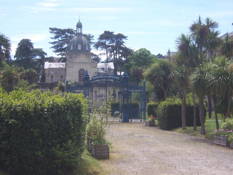 [Le service de santé] L'hôpital des armées de Cherbourg 100_7910