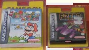 Blister rigide Game Boy Advance Sans_t10