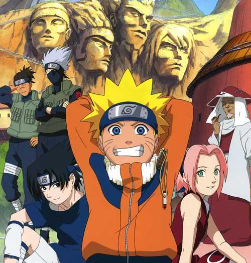 Naruto et Naruto Shippuden Naruto10