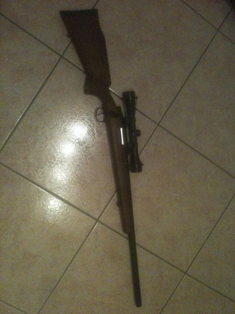 """( VEND ) M70 Varmint """"ASG"""" M7011"""