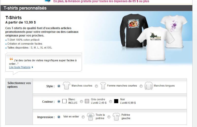 """Commande du T-Shirt """"Rue Chapdelaine"""" Tshirt12"""