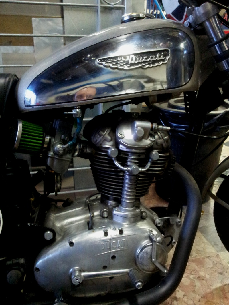 Ducati 350 SS 2011-110