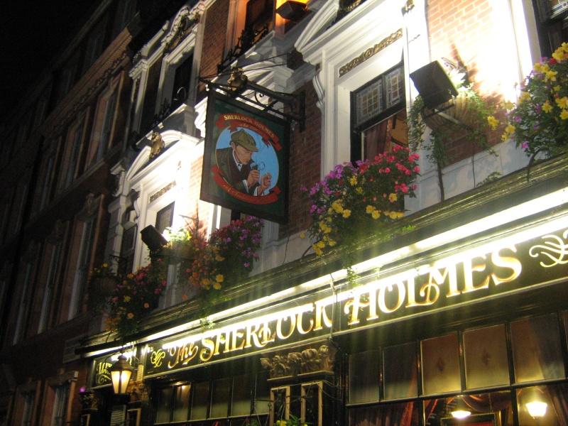 Sherlock Holmes Pub in London Img_3317