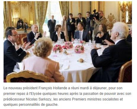 """""""Moi, Président de la République"""" - Page 3 Hollan10"""