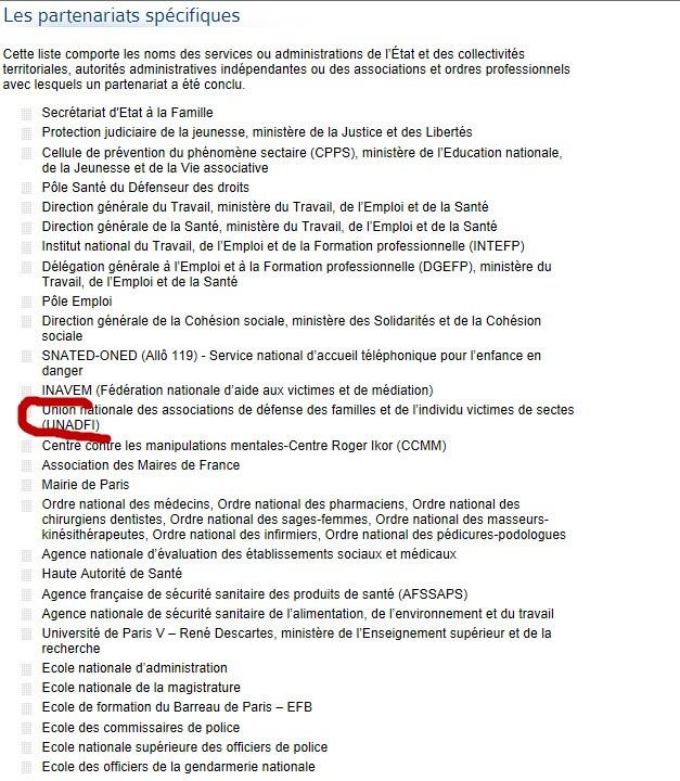 """UNADFI, passe droit au nom de la lutte contre les """"sectes"""" Unadfi10"""
