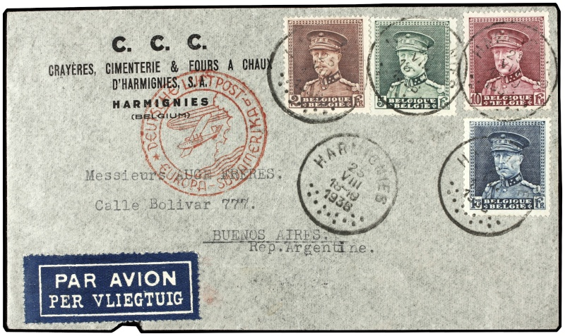 Zeppelinpost des LZ 129 - Seite 2 14606410