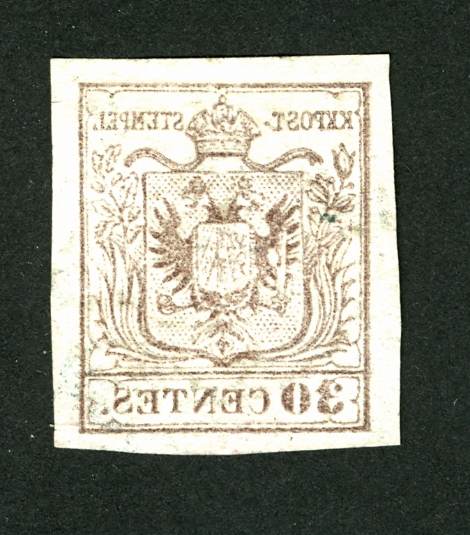 Hilfe gesucht : Lombardei und Venetien 1850 30 Centesimi 30_cen11