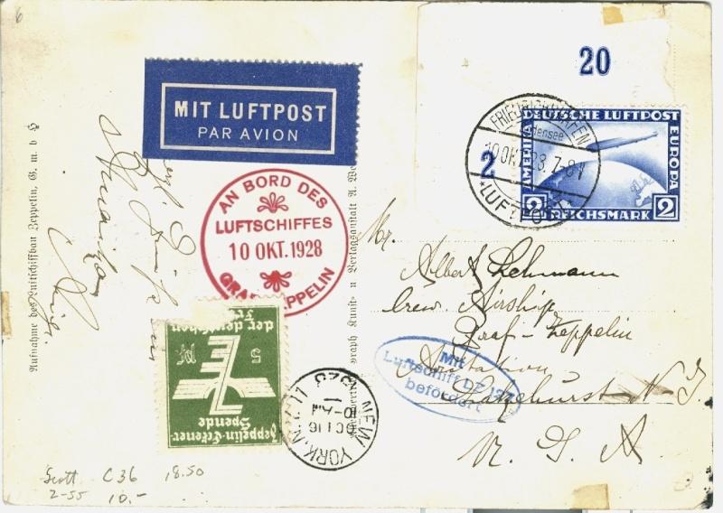 Zeppelinpost des LZ 127 - Seite 6 Bordpo10