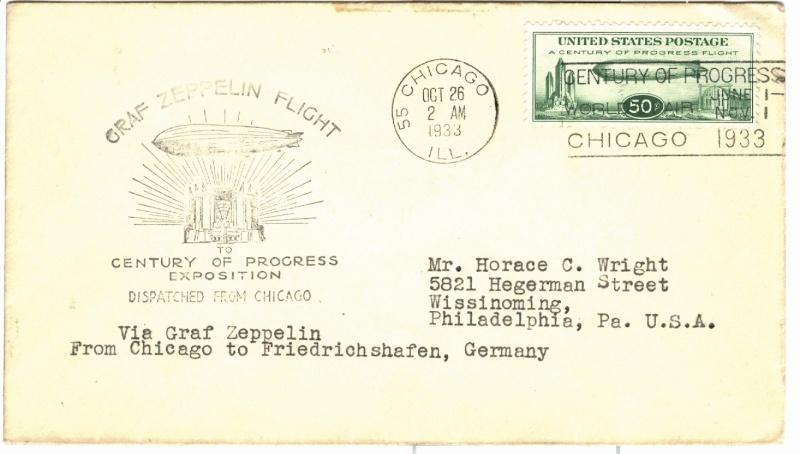 Zeppelinpost des LZ 127 - Seite 5 Centur10