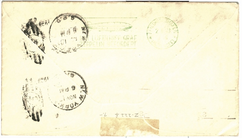 Zeppelinpost des LZ 127 - Seite 5 Centur11