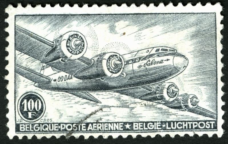 Douglas DC-4 : viermotoriges  Verkehrsflugzeug Dc-410