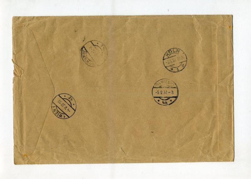 Zeppelinpost des LZ 129 - Seite 2 Deutsc13