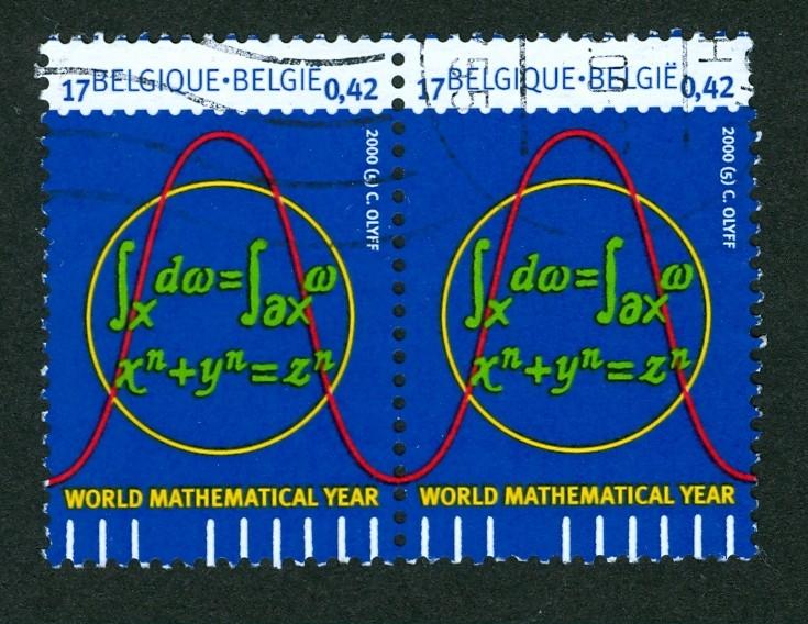 Briefmarken - Briefmarken mit durchlaufenden Markenbild Doorlo15