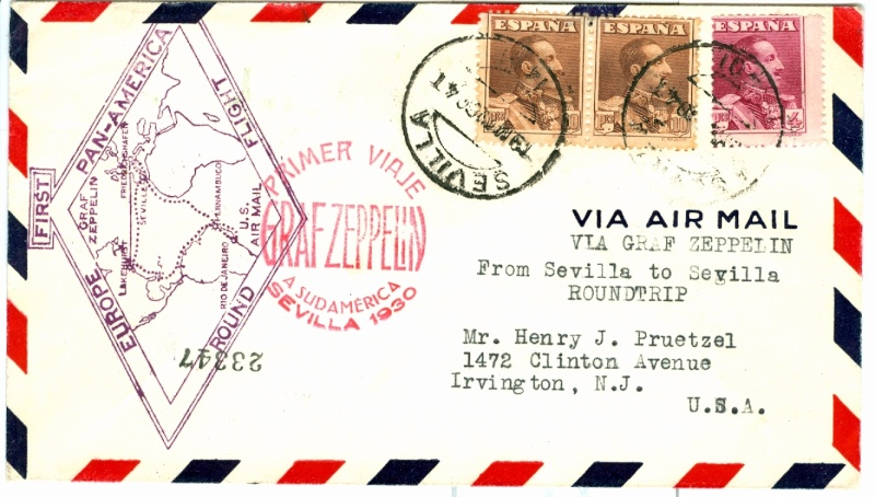 Spanische Zeppelinpost - Seite 2 Lz127_15