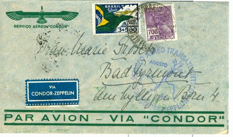 Zeppelinpost des LZ 127 - Seite 5 Lz_12711