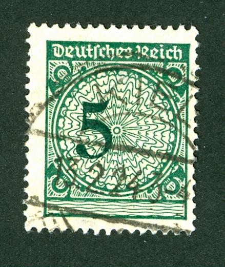 Deutsches Reich Dezember 1923 bis November 1932 Weimarer Republik  Mi_33910