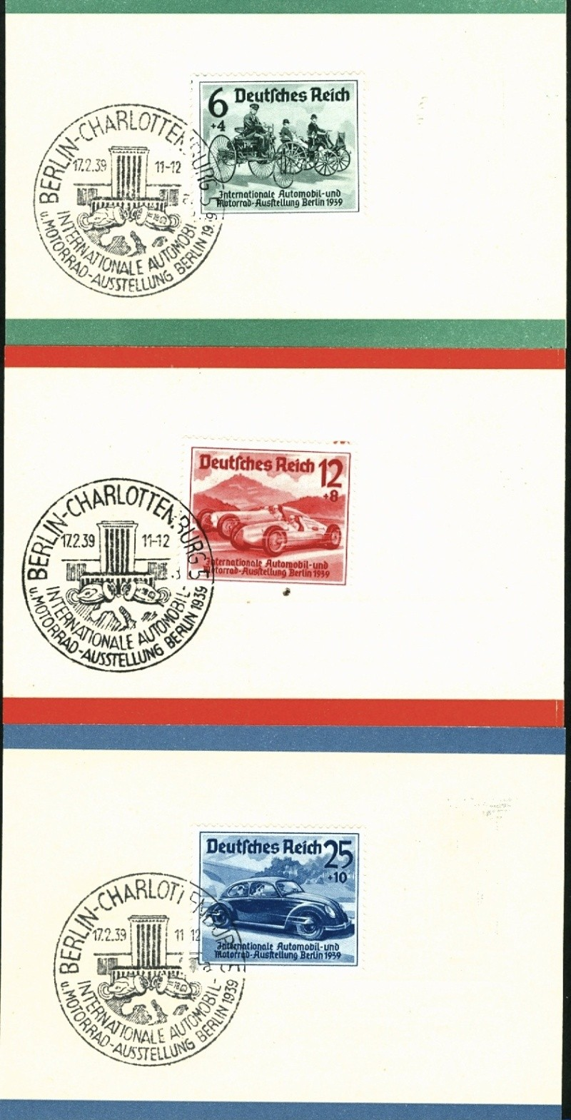 Deutsches Reich April 1933 bis 1945 - Drittes Reich Mi_68610