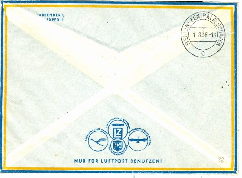 Zeppelinpost des LZ 129 - Seite 2 Olympi11
