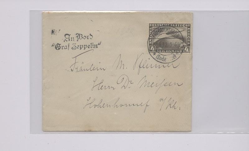 Zeppelinpost des LZ 127 - Seite 6 Polarf10