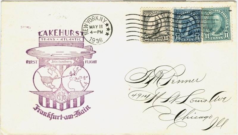 Zeppelinpost des LZ 129 - Seite 2 Ruickf10