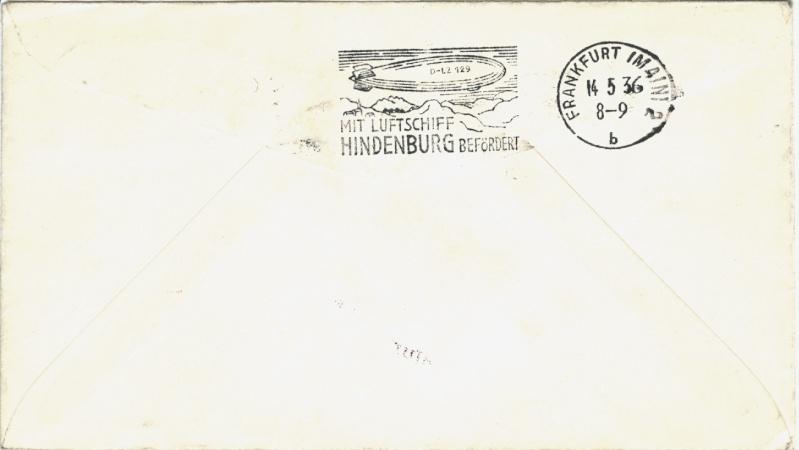 Zeppelinpost des LZ 129 - Seite 2 Ruickf11