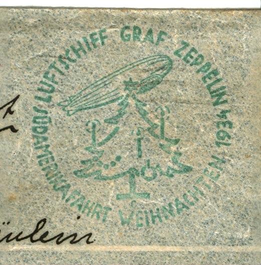 Zeppelinpost des LZ 127 - Seite 6 Stempe10