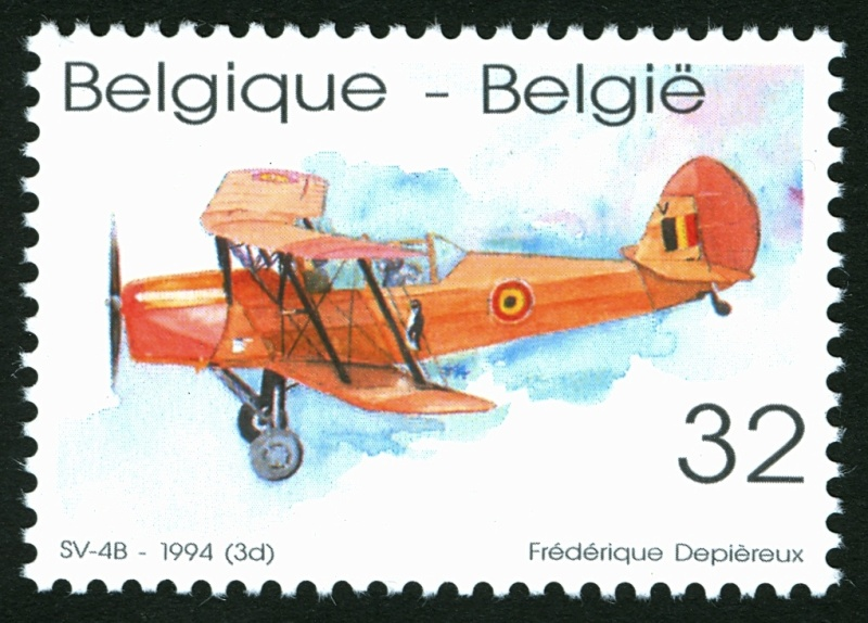 Einmotorige Flugzeuge Sv4-b10