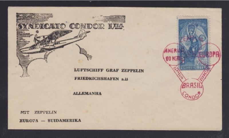 Zeppelinpost des LZ 127 - Seite 5 Syndic11