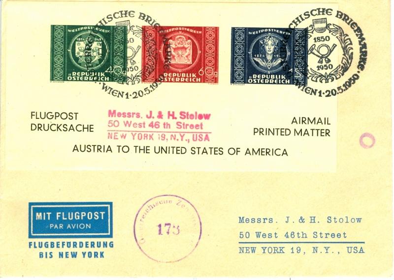 75 Jahre Weltpostverein Upu110