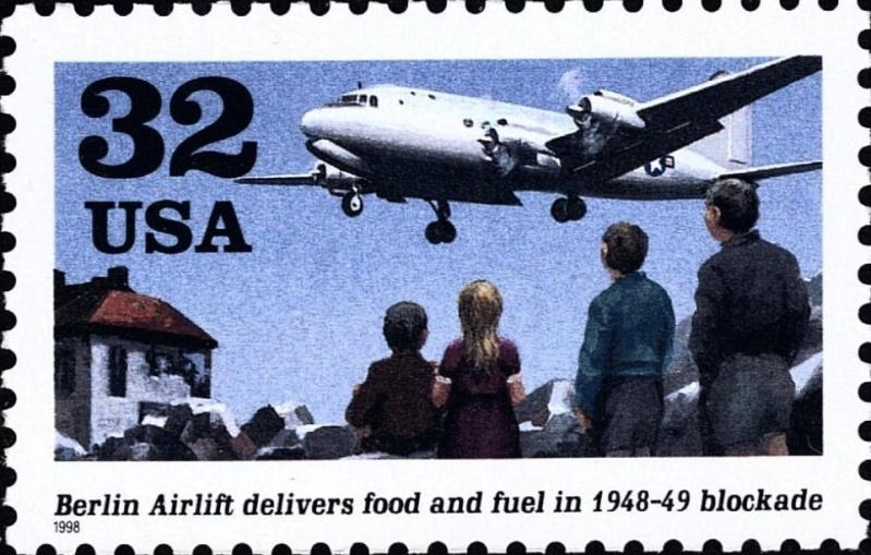 Douglas DC-4 : viermotoriges  Verkehrsflugzeug Usa_be10