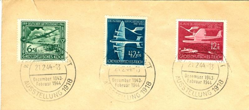 Deutsches Reich April 1933 bis 1945 - Drittes Reich Vliegt10