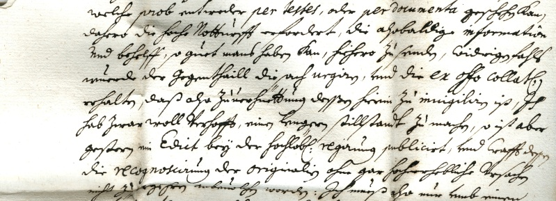 Nachtrag - Vorphilatelie Österreich  -   Briefe aus der Vormarkenzeit Voorph15
