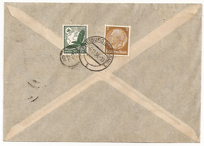 Zeppelinpost des LZ 127 - Seite 4 Weihna11