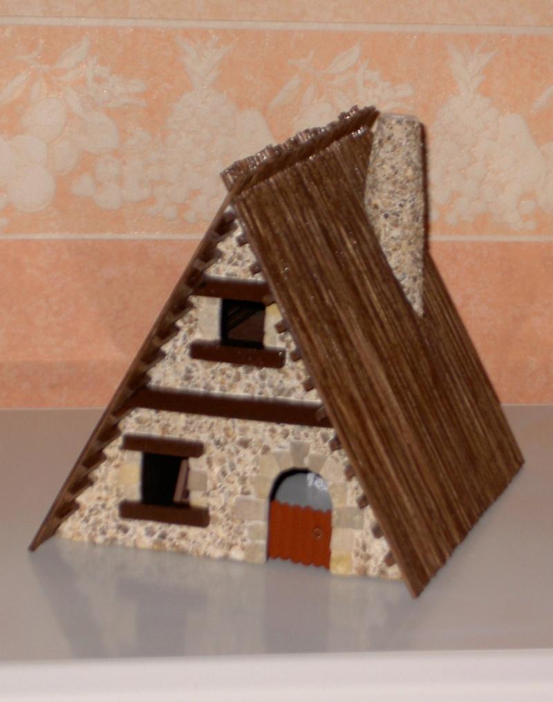 Le Village d'Astérix le Gaulois en maquette au 1/40 - Page 6 Analge14