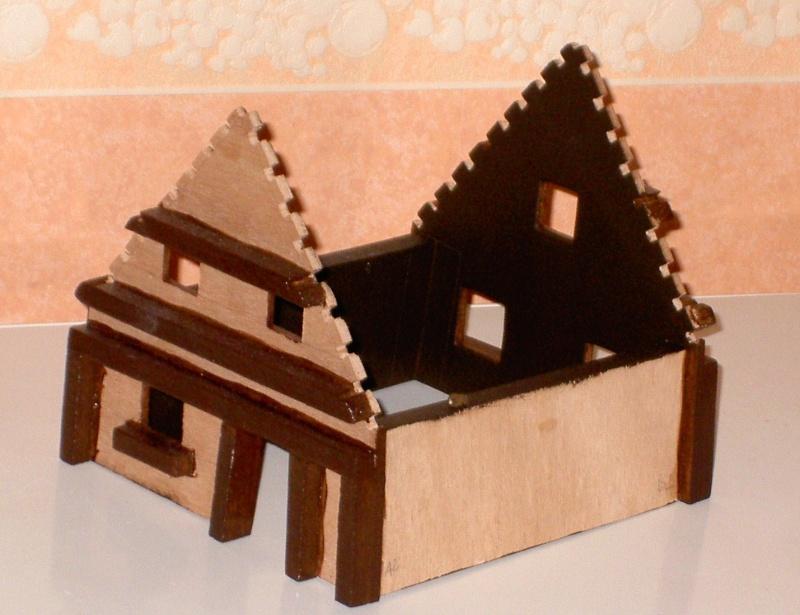Le Village d'Astérix le Gaulois en maquette au 1/40 - Page 6 Bellod10