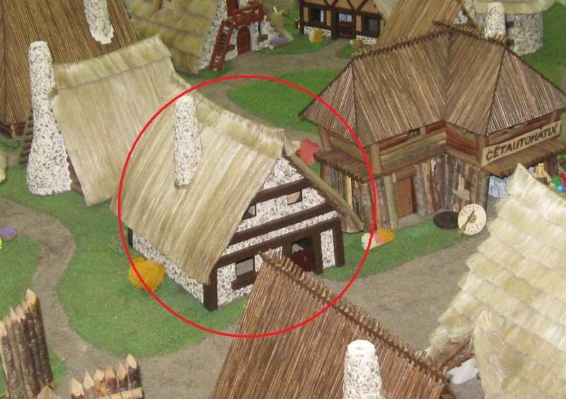 Le Village d'Astérix le Gaulois en maquette au 1/40 - Page 6 Bellod14