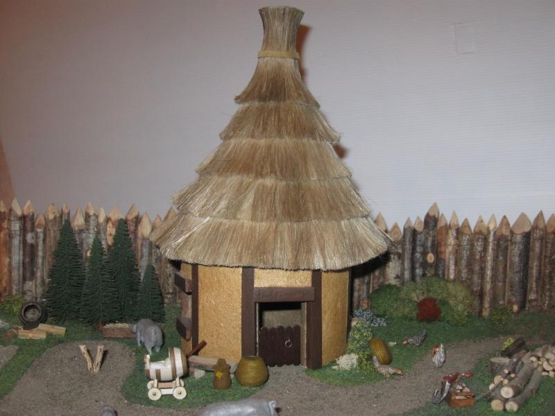 Le Village d'Astérix le Gaulois en maquette au 1/40 - Page 4 Boulim10