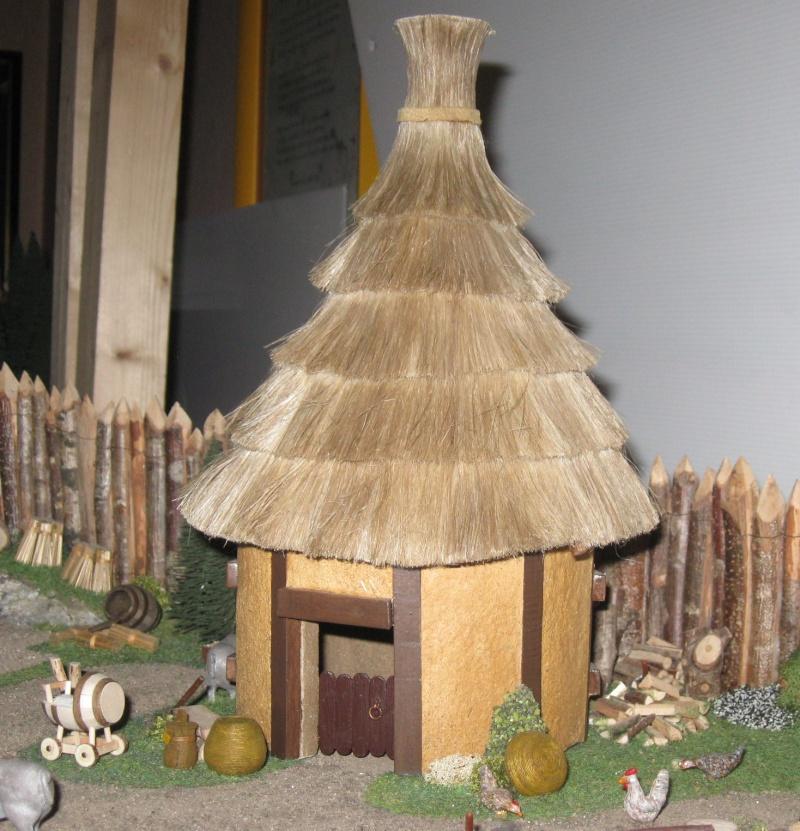 Le Village d'Astérix le Gaulois en maquette au 1/40 - Page 4 Boulim11