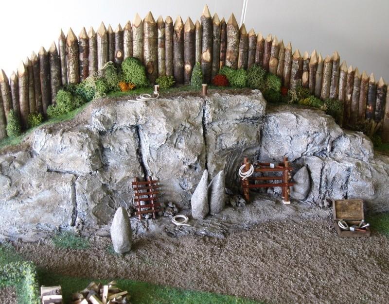 Le Village d'Astérix le Gaulois en maquette au 1/40 - Page 5 Carrie11