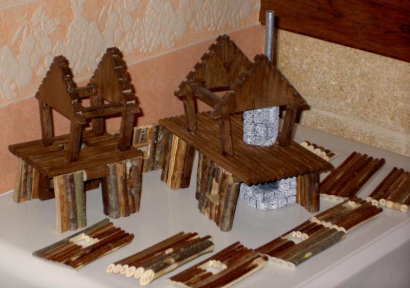 Le Village d'Astérix le Gaulois en maquette au 1/40 - Page 2 Cetaut11