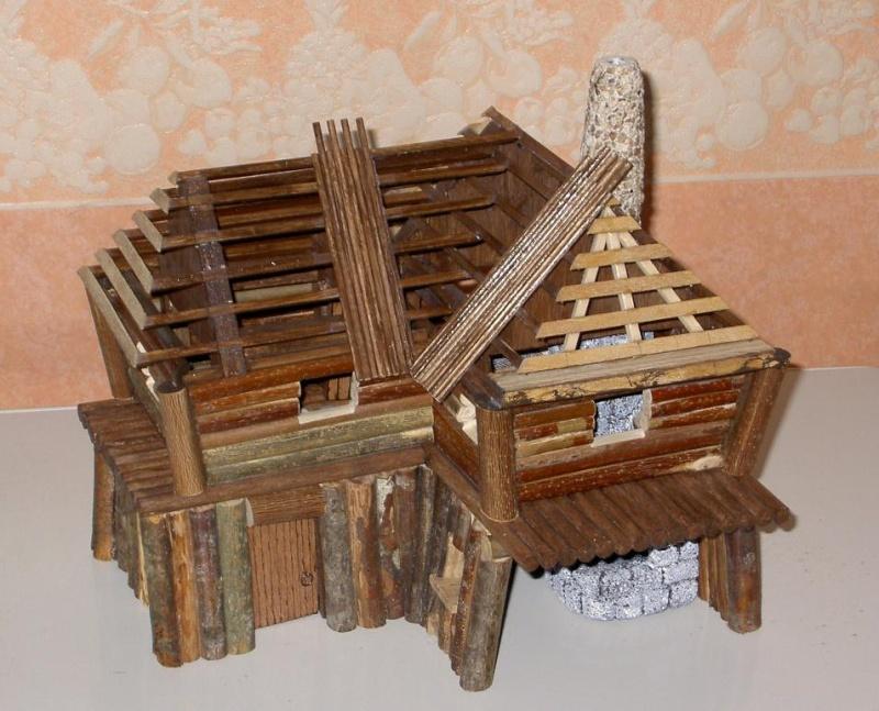 Le Village d'Astérix le Gaulois en maquette au 1/40 - Page 2 Cetaut19