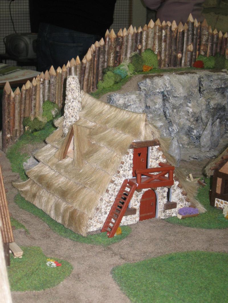 Le Village d'Astérix le Gaulois en maquette au 1/40 - Page 5 Cetyun14