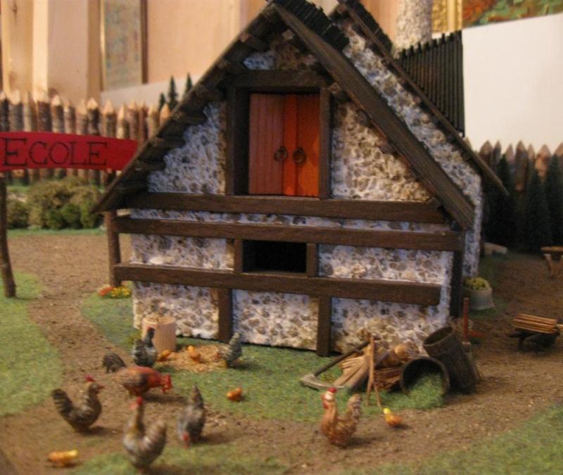 Le Village d'Astérix le Gaulois en maquette au 1/40 - Page 4 Deboit14
