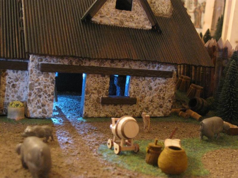 Le Village d'Astérix le Gaulois en maquette au 1/40 - Page 4 Deboit18