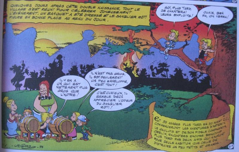 Le Village d'Astérix le Gaulois en maquette au 1/40 - Page 4 Ecole_10